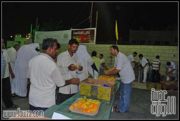 صور الزواج الجماعي التاسع لقرية كرانة 3-7-2009م