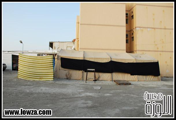 صور الإستعداد واللمسات الأخيرة لإستقبال محرم 1431هـ بقرية كرانة