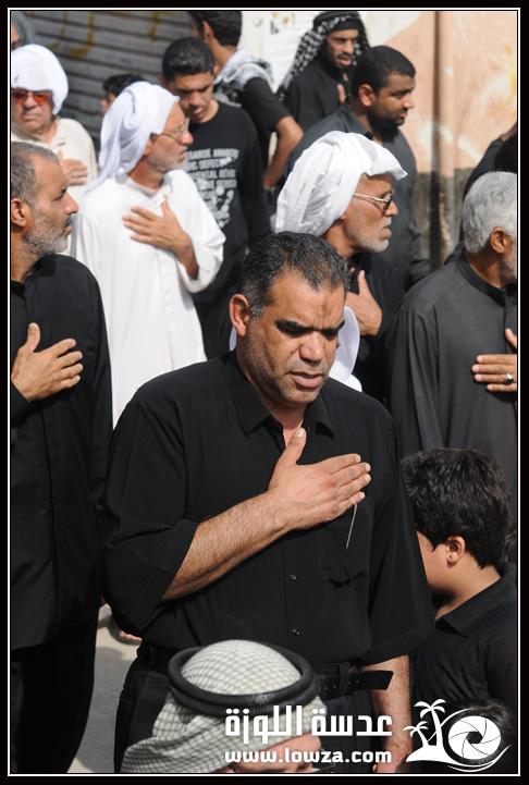 صور مواكب العزاء المركزي في قرية كرانة يوم العاشر من محرم 1434هـ