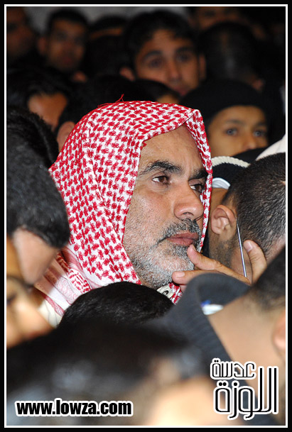 أمسية هلال الحسين الخامسة 1430 هـ الأحد ليلة الإثنين 28-12-2008م