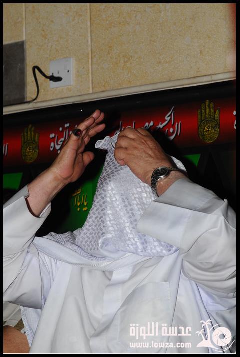 صور أمسية هلال الحسين (ع) التاسعة - أبوصيبع 13-11-2012م