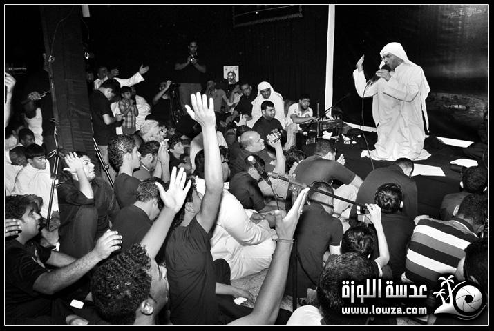 صور أمسية هلال الحسين (ع) العاشرة بعنوان - لايوم كيومك يا أبا عبدالله - مأتم كرانة الجنوبي 1-11-2013