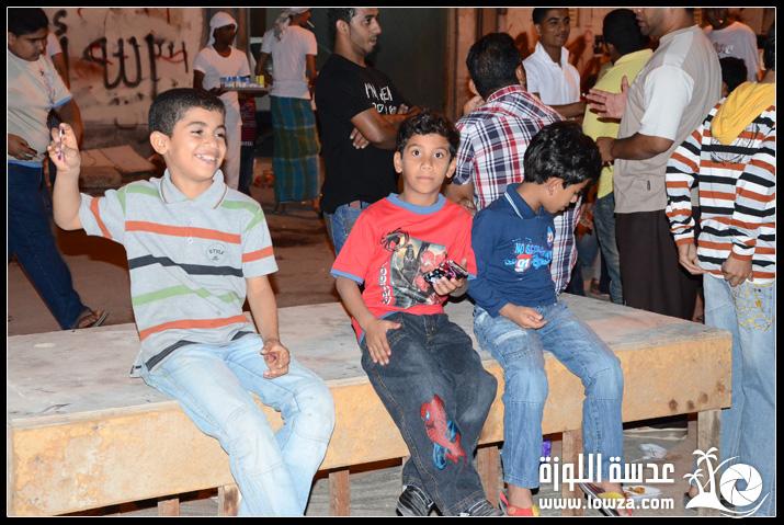 صور احتفالات قرية كرانة بمناسبة عيد العدير 14-11-2011