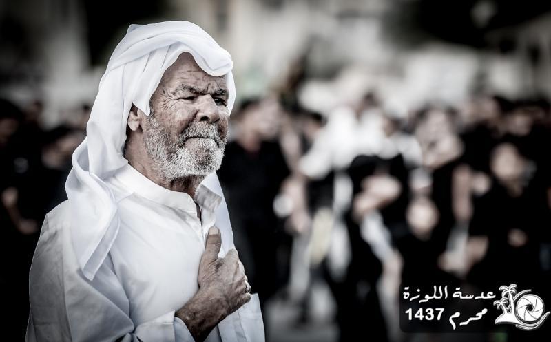 صور من مواكب العزاء في شهر محرم 1437هـ