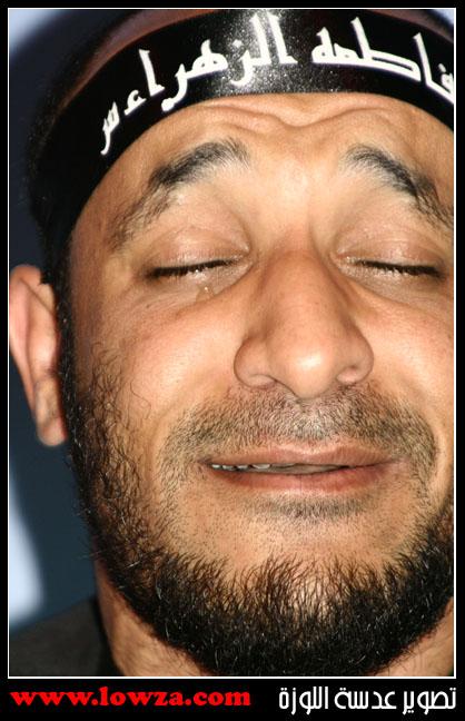 صور أمسية هلال الإمام الحسين عليه السلام الرابعة لعام 2008م